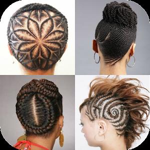 Fine Cornrow Hairstyles Android Apps On Google Play Short Hairstyles Gunalazisus