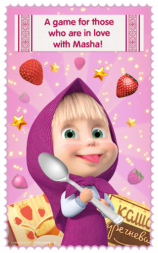 Masha and Bear: Cooking Dash  screenshots 9