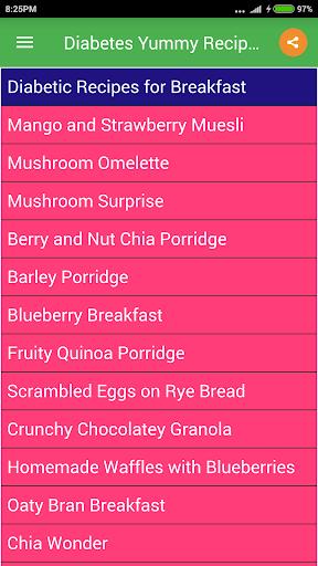 玩免費遊戲APP|下載Diabetes Food Recipes app不用錢|硬是要APP