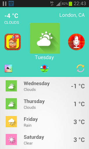 The Weather Network Live App