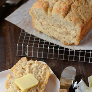 Buttery Beer Bread.