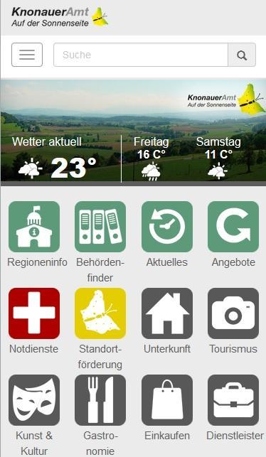Knonauer Amt - screenshot