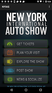 New York Intl. Auto Show- screenshot thumbnail