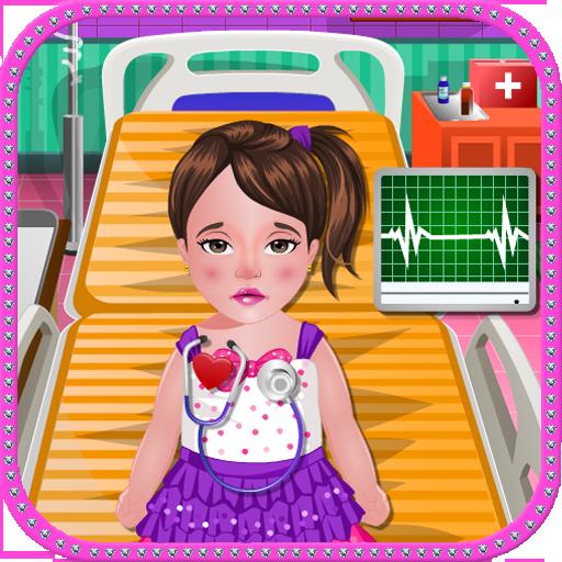 孩子病醫生遊戲 LOGO-APP點子