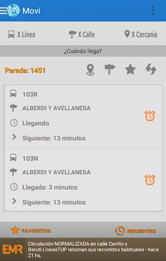 Movi - Rosario 6.4 screenshots 3