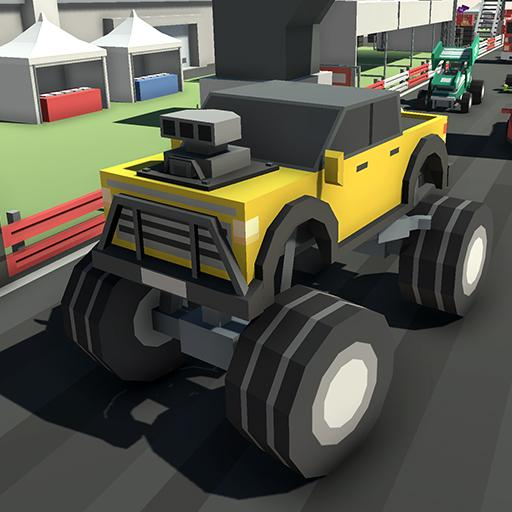 Box Cars Racing Game