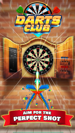 Darts Club: PvP Multiplayer APK MOD