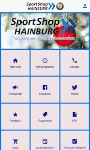 SportShop Hainburg - náhled