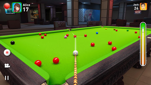 Real Snooker 3D 1.14 screenshots 10