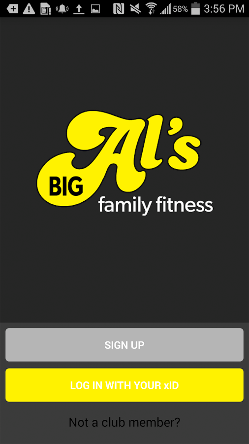 Big Al's Family Fitness- screenshot