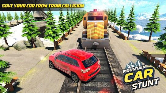 Mountain Climb Stunt: Off Road Car Racing Games 5