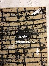 Photo: /;;$^¨do graffiti -  passe-murailles