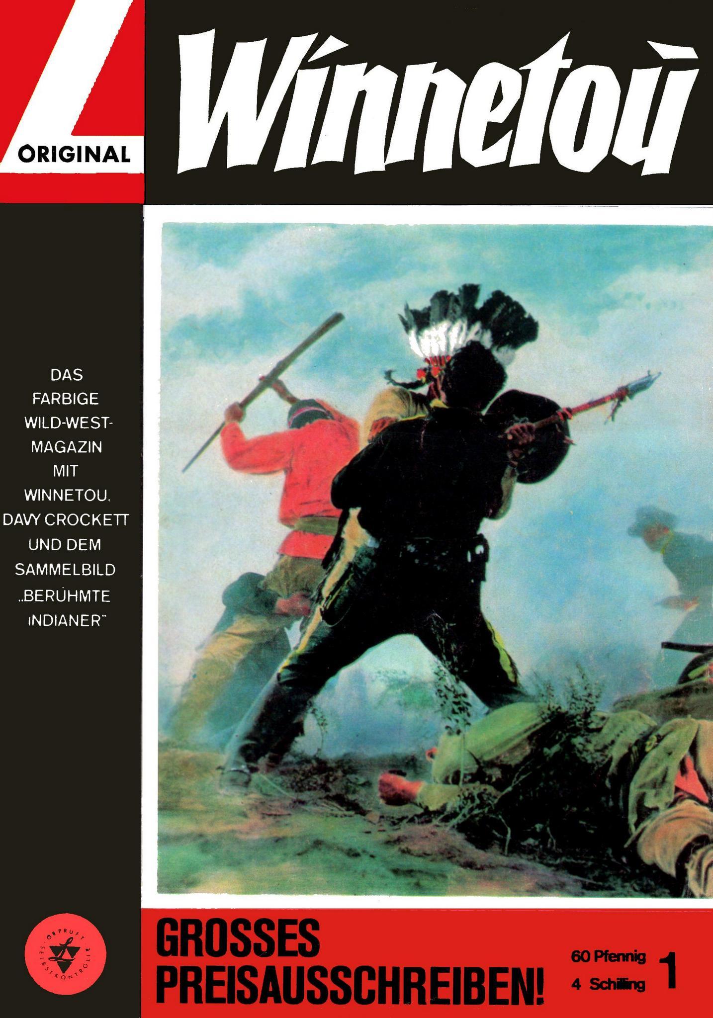 Winnetou (1964) - komplett