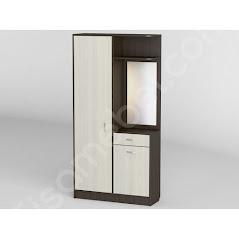 Прихожая-7 мебель разработана и произведена Фабрикой Тиса мебель