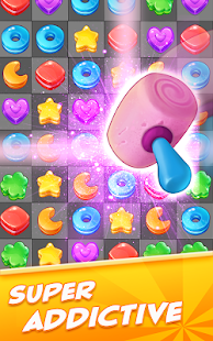 Game Cookie Dash Match 3 APK for Windows Phone