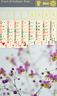 FreeCell Solitaire Relax- screenshot thumbnail