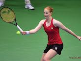 Alison Van Uytvanck ondanks eindzege in Boedapest één plek achteruit op WTA-ranking