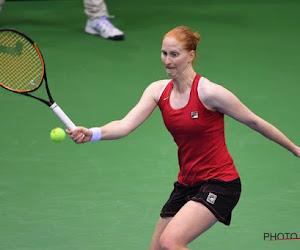 Van Uytvanck et Flipkens n'imitent pas Bonaventure, Venus Williams remporte le choc