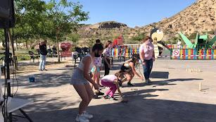 Jornada de Juegos Tradicionales en la localidad de Rioja.