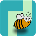 Bee Line - Stay In Line Game icon