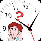 Berechnen Sie die Clock icon