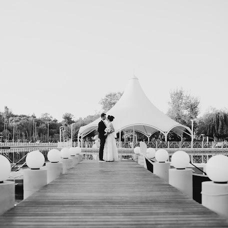 Fotógrafo de bodas Roman Aliev (iphotodev). Foto del 15.01.2018