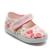 Step2wo Great Flower - Canvas Shoe BAR SHOE