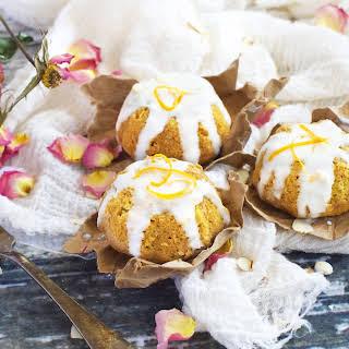 Low-Carb Orange Cardamom Tea Cakes.