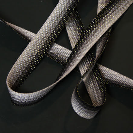 Glitter & Rand - grå/svart