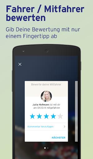 Mitfahrgelegenheit – Reise App screenshot 5