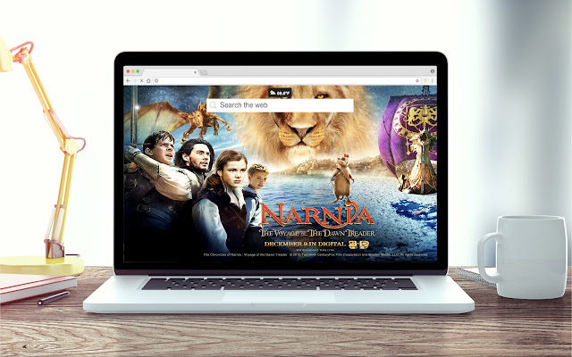 Chronicles of Narnia HD Wallpapers Tab Theme