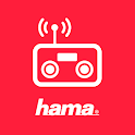 Hama Smart Radio icon
