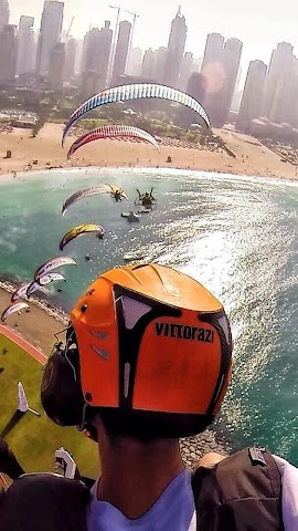 android Extreme.Paragliding.Wallpaper Screenshot 2