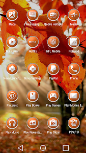 Enyo Orange - Icon Pack screenshot 3