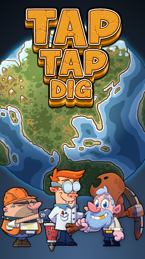 Tap Tap Dig - Idle Clicker Game 1.5.7 screenshots 1