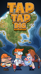 Tap Tap Dig MOD (Free Purchases) 1