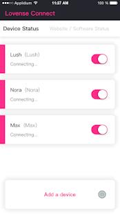 Lovense lush app