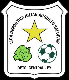 Escudo Liga Deportiva Julián Augusto Saldívar
