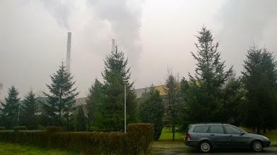 Photo: ...dymiących kominów :(
