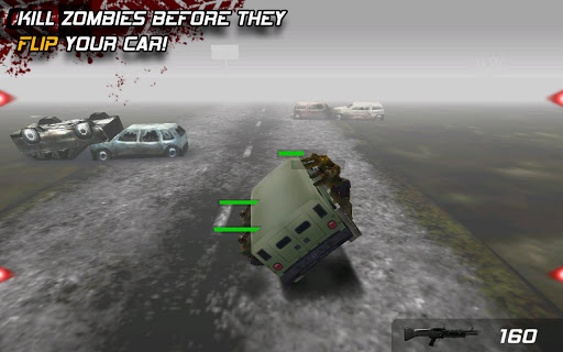 Zombie Highway screenshot 2