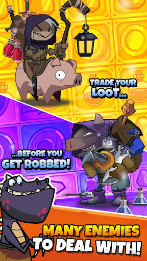 Overloot u2013 Loot, Merge & Manage your gear! android2mod screenshots 6