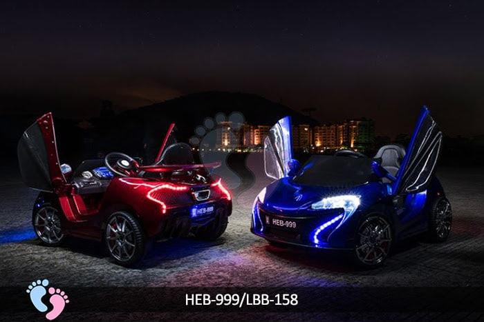 Xe hơi điện kiểu dáng thể thao LBB-158 3