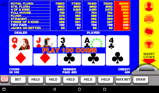 Download Video Poker with Double Up For PC Windows and Mac apk screenshot 20
