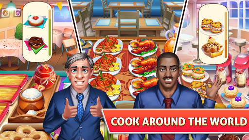 Kitchen Craze: Madness of Free Cooking Games City 2.0.7 screenshots 2