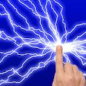 Electric screen - simulator icon