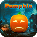Pumpkin GO Launcher theme icon
