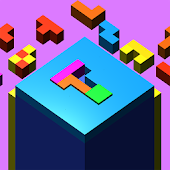 Bricks Blocks Tetrizzle puzzle