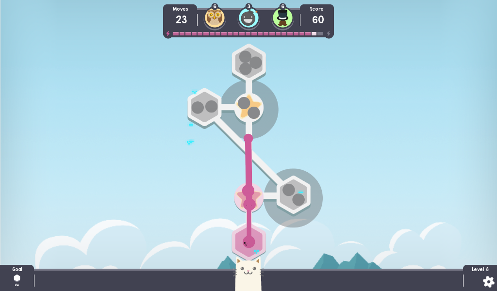 Dood: The Puzzle Planet (FREE)- screenshot