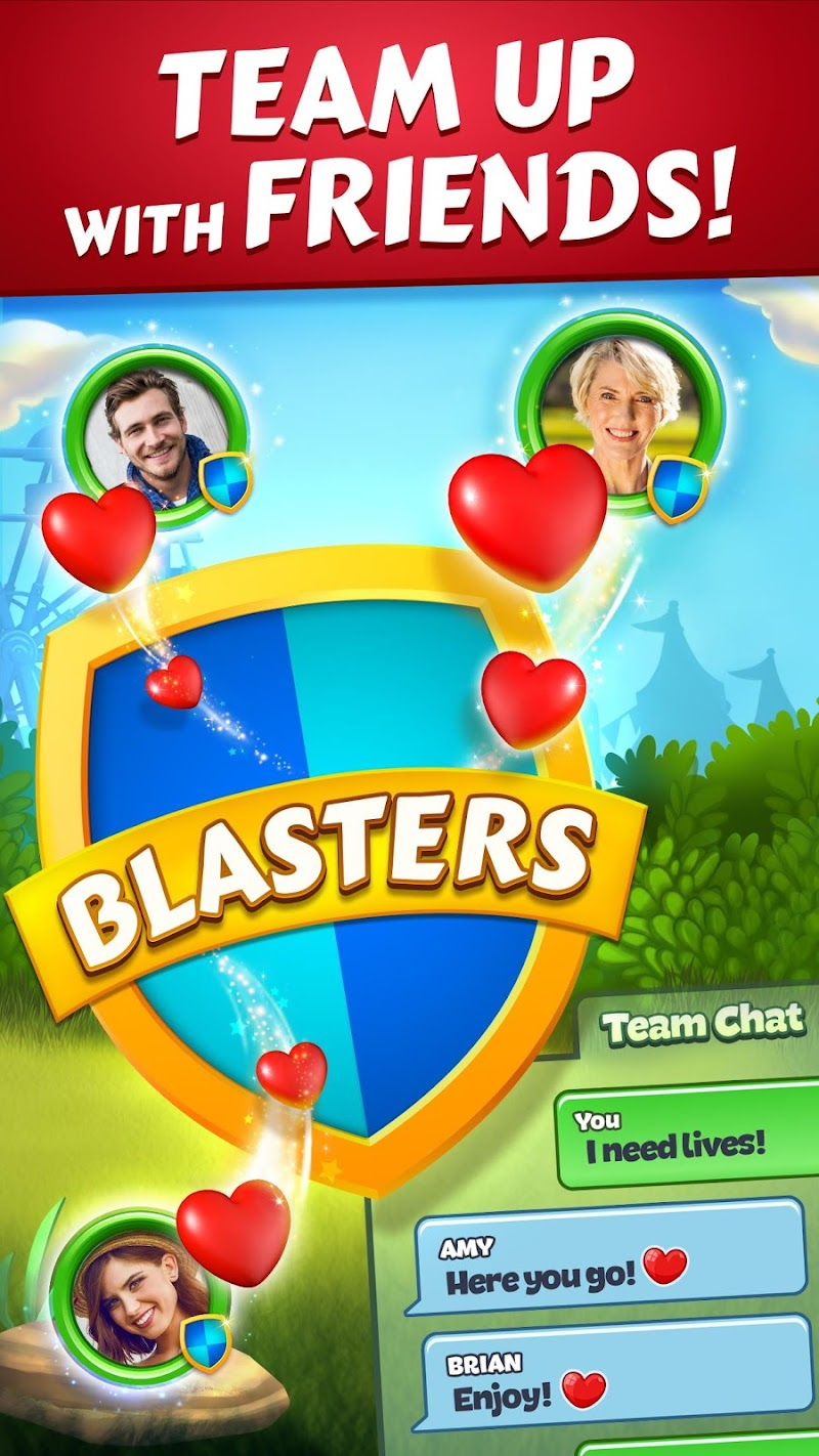 Toon Blast Screenshot 3