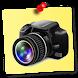 NoteCam GPSメモカメラ